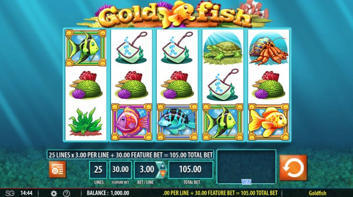 Gold Fish by No Deposit Casino Guide