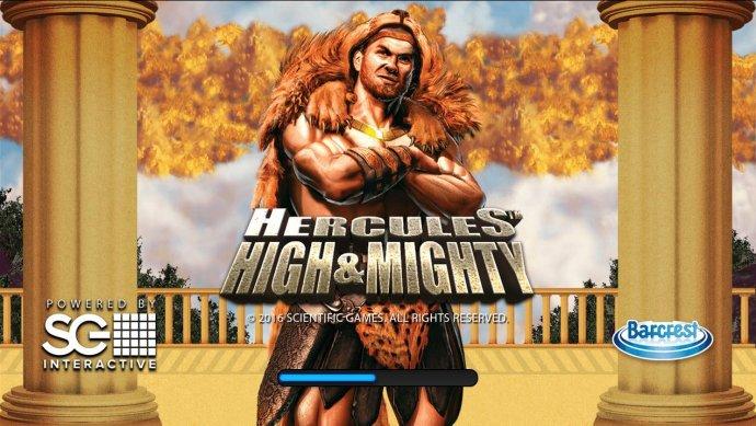 No Deposit Casino Guide image of Hercules High & Mighty