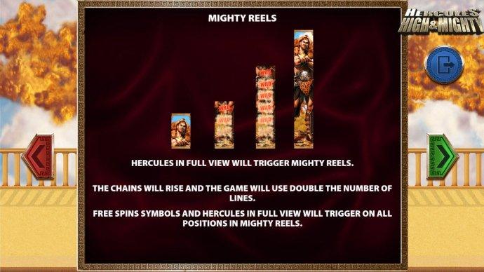 Hercules High & Mighty screenshot