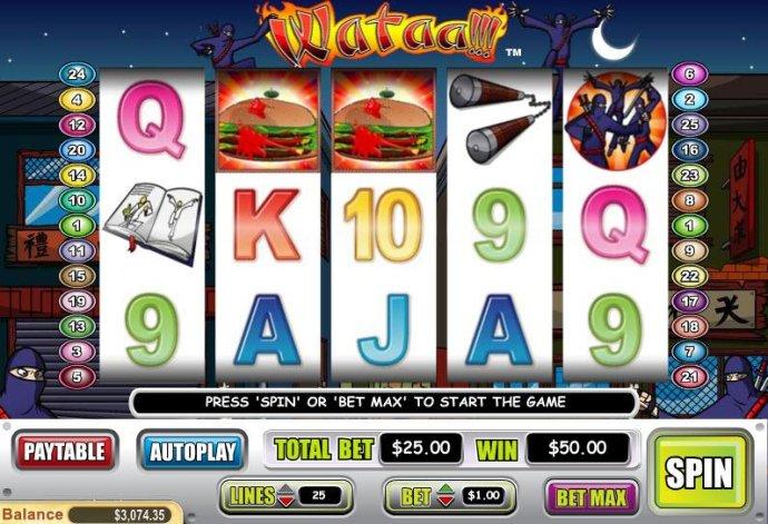 Wataa! by No Deposit Casino Guide