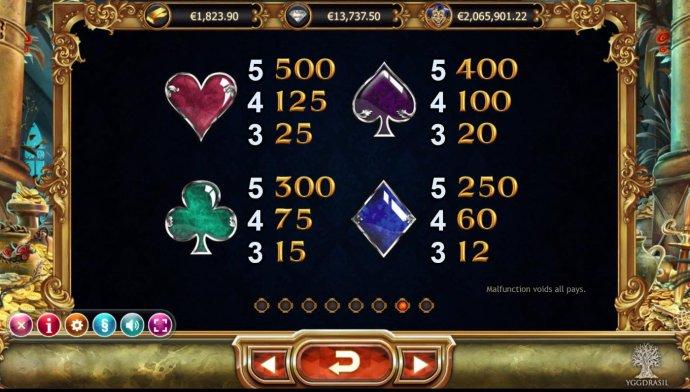 Empire Fortune screenshot