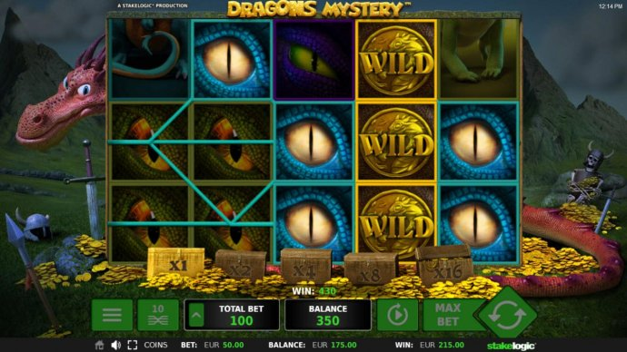 Dragons Mystery by No Deposit Casino Guide