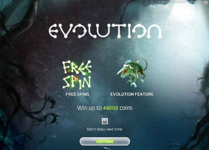 No Deposit Casino Guide image of Evolution