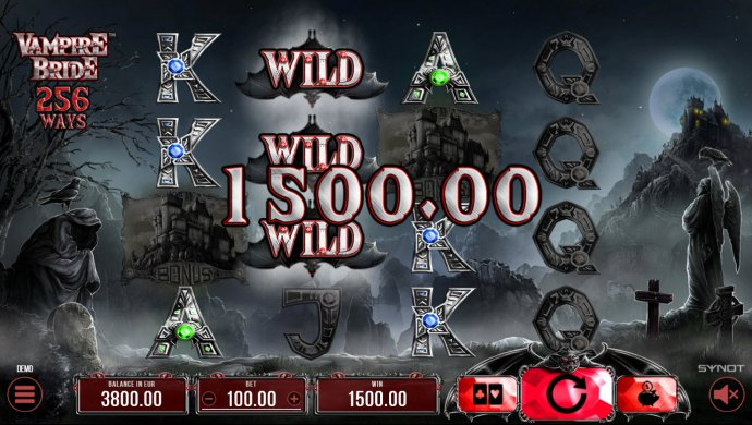 Stacked wild triggers multiple winning paylines - No Deposit Casino Guide