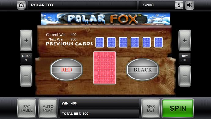Polar Fox screenshot
