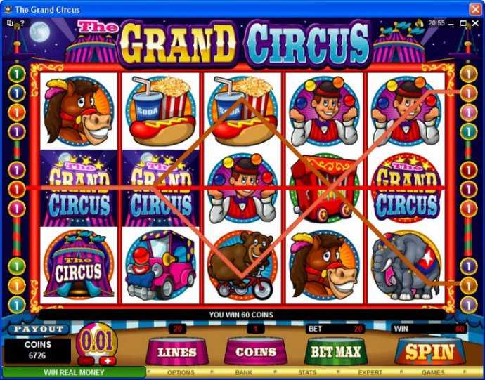 The Grand Circus screenshot