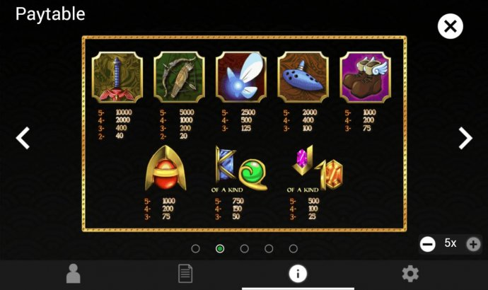 The Legend of Link by No Deposit Casino Guide