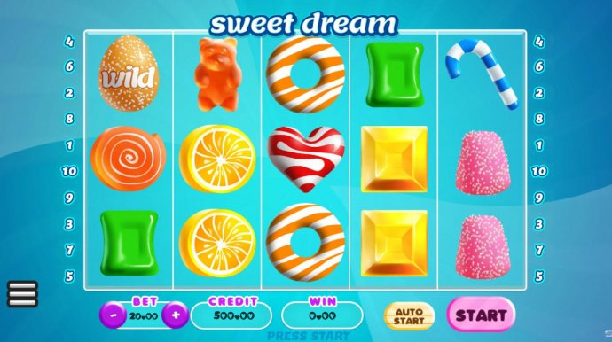 Sweet Dream by No Deposit Casino Guide