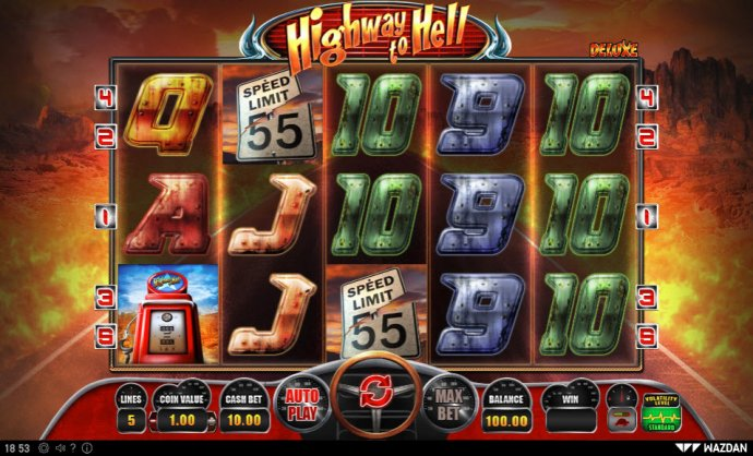 Highway to Hell Deluxe screenshot