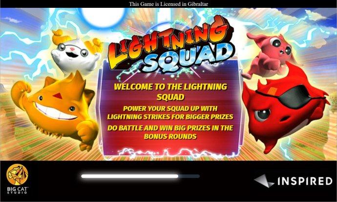 Lightning Squad screenshot