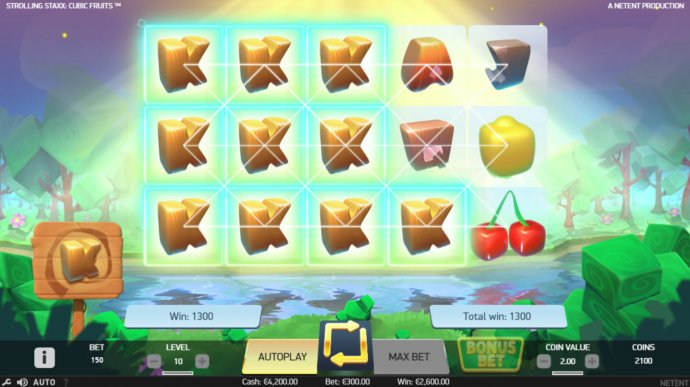 Images of Strolling Staxx Cubic Fruits