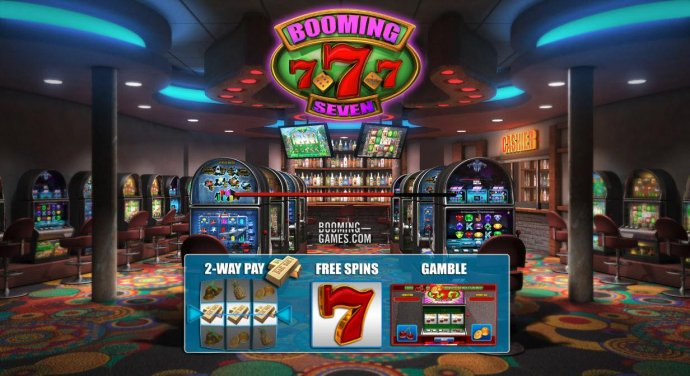 No Deposit Casino Guide image of Booming 7