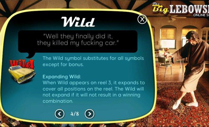 The Big Lebowski by No Deposit Casino Guide