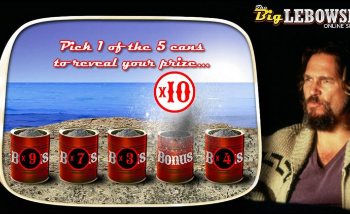 Bonus selection results in a 10x multiplier being applied to the initial line bet. by No Deposit Casino Guide