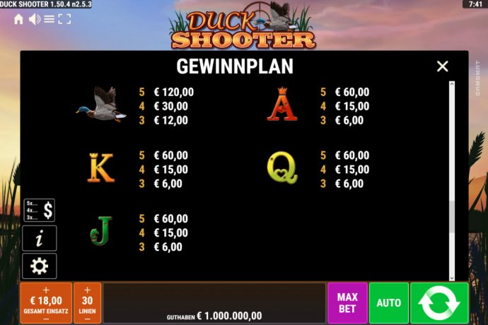 Duck Shooter by No Deposit Casino Guide