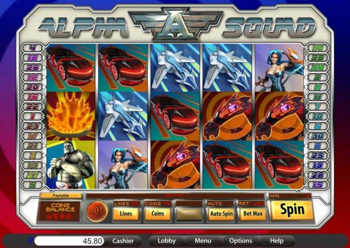Images of Alpha Squad