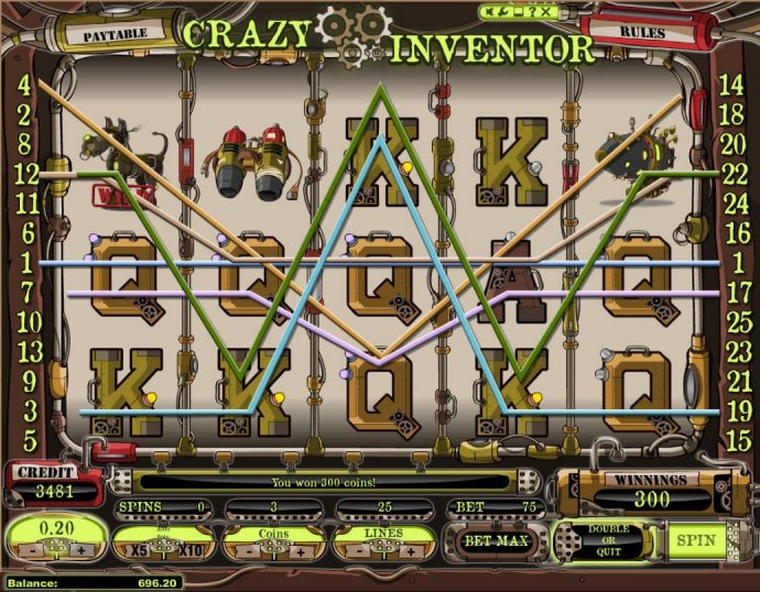 Images of Crazy Inventor