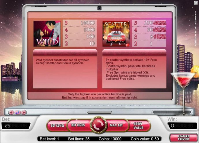 No Deposit Casino Guide image of Hot City