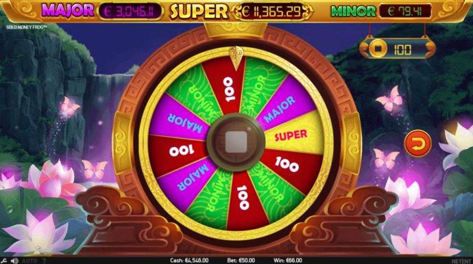 Bonus Wheel Game Board - No Deposit Casino Guide