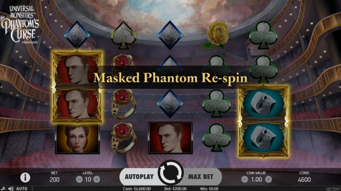 No Deposit Casino Guide image of Universal Monsters The Phantom's Curse