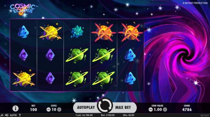Cosmic Eclipse screenshot