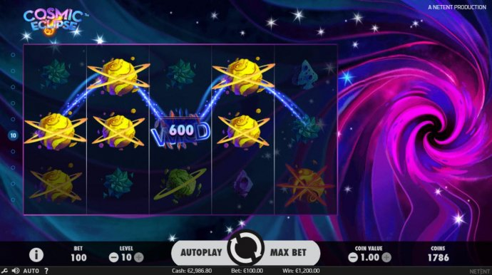 Cosmic Eclipse by No Deposit Casino Guide