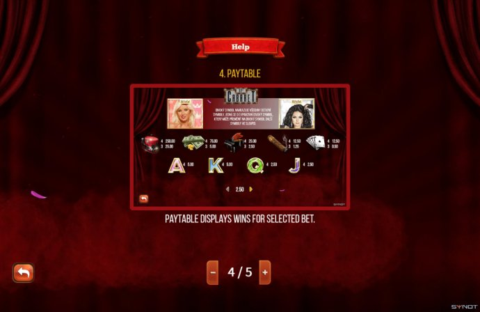81st Cabaret by No Deposit Casino Guide