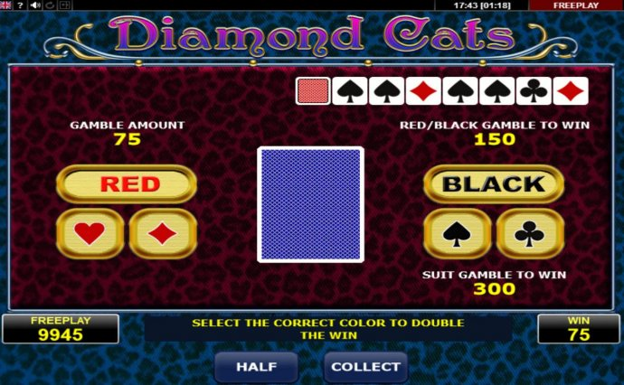 Diamond Cats screenshot