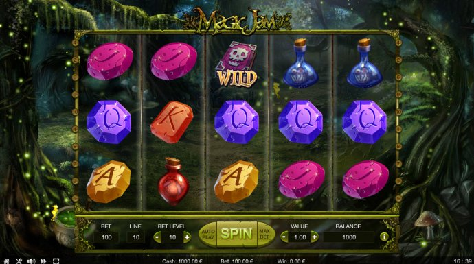 Magic Jam screenshot