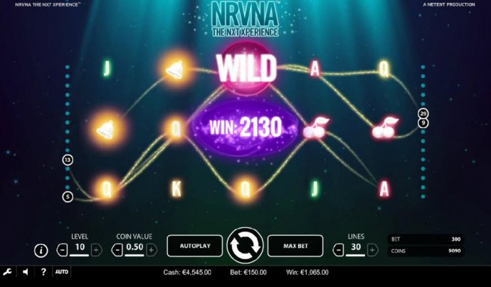 NRVNA The NXT Xperience by No Deposit Casino Guide