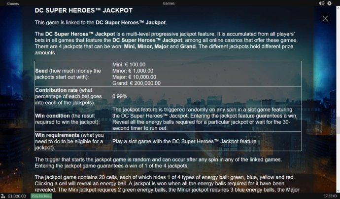 Progressive Jackpot Rules by No Deposit Casino Guide