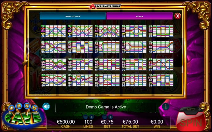 Cash Cave by No Deposit Casino Guide