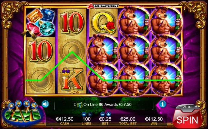 No Deposit Casino Guide image of Cash Cave