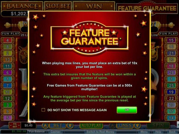 No Deposit Casino Guide image of Vulcan