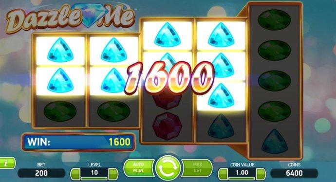 No Deposit Casino Guide image of Dazzle Me