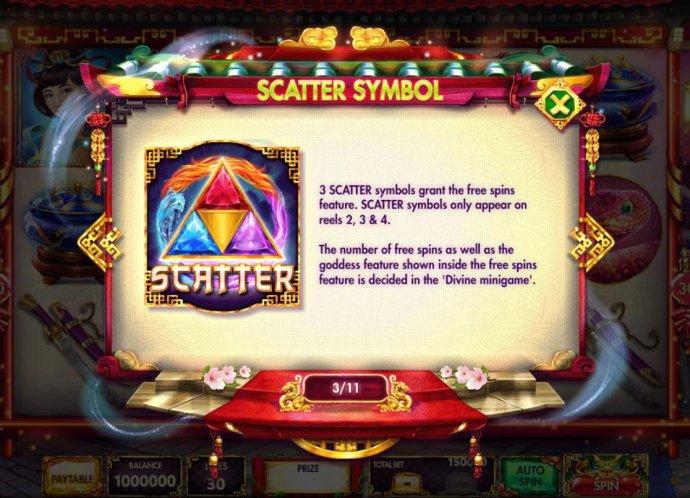 Eastern Goddesses by No Deposit Casino Guide