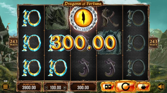 Images of Dragons of Fortune