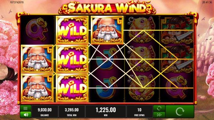 Images of Sakura Wind