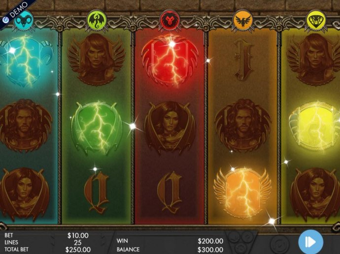 No Deposit Casino Guide image of Game of Swords