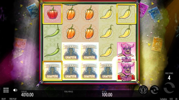 No Deposit Casino Guide image of Luchadora