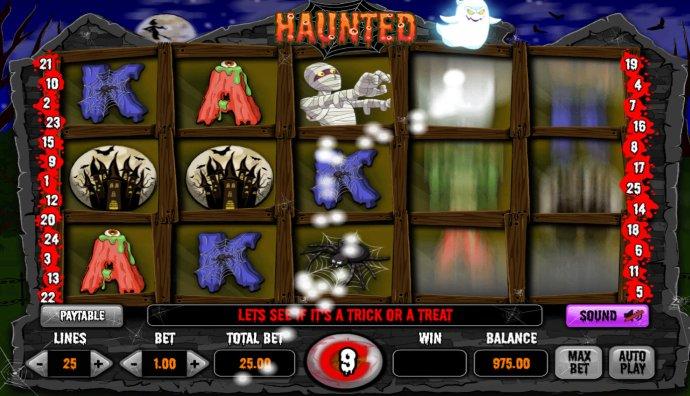 Haunted screenshot