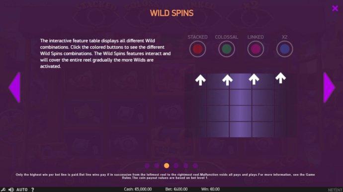 Wild Bazaar by No Deposit Casino Guide