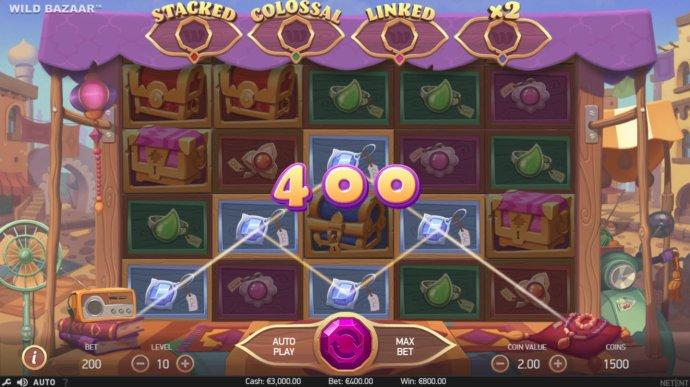 No Deposit Casino Guide image of Wild Bazaar