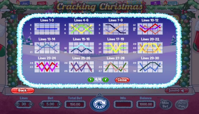 No Deposit Casino Guide image of Cracking Christmas