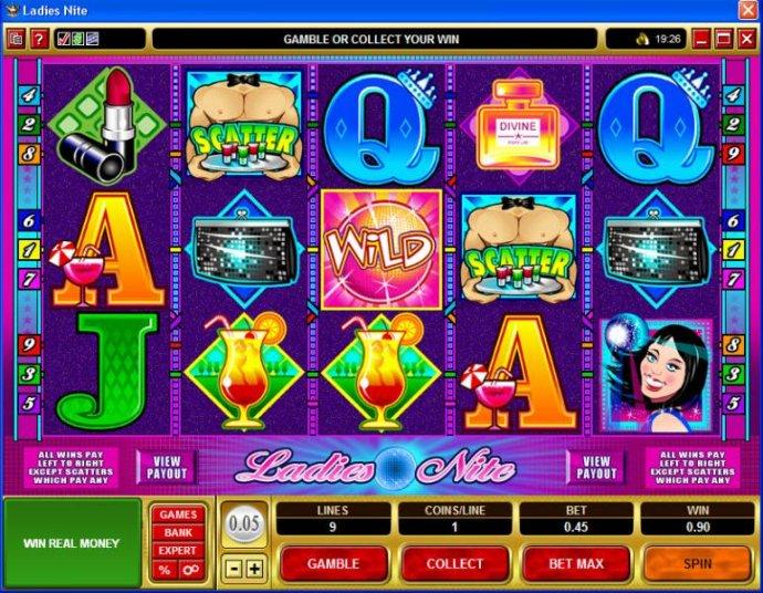 No Deposit Casino Guide image of Ladies Nite