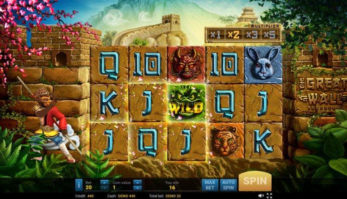 The Great Wall Treasures screenshot