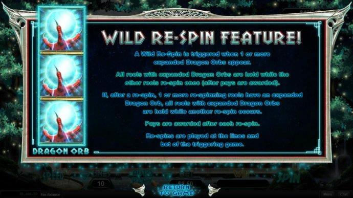No Deposit Casino Guide image of Dragon Orb