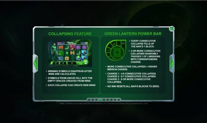 Green Lantern screenshot