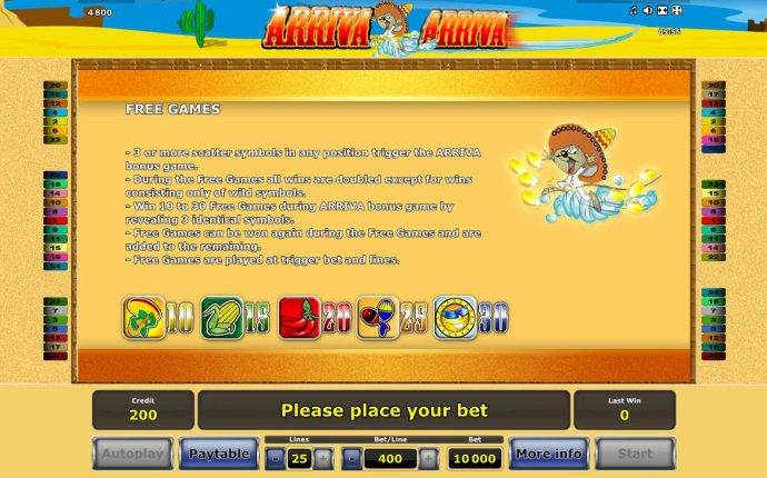 Arriva Arriva screenshot