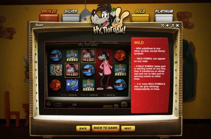 No Deposit Casino Guide - Wild Symbol Rules